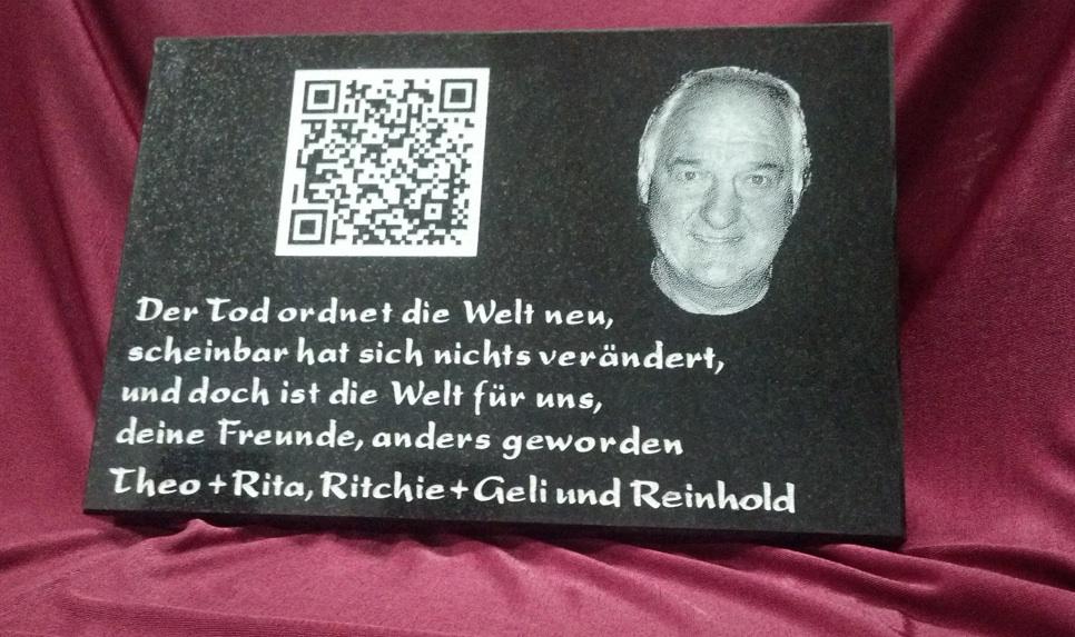 QR-Code Udo Puchta Würzburg